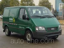 JMC Ford Transit JX5047XYZMA postal vehicle