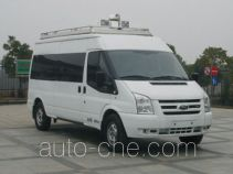JMC Ford Transit JX5048XJEMC monitoring vehicle