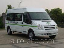 江铃全顺牌JX5048XSYMC型计划生育车