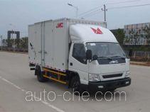 江铃牌JX5048XXYXGB2型厢式运输车