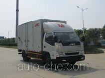 JMC JX5048XXYXGC2 box van truck