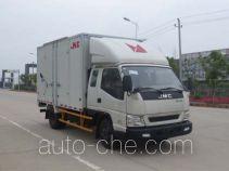 JMC JX5048XXYXPGB2 box van truck