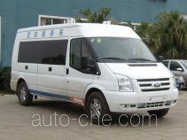 JMC Ford Transit JX5049XDWMC mobile shop