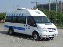 JMC Ford Transit JX5049XDWMF2 mobile shop