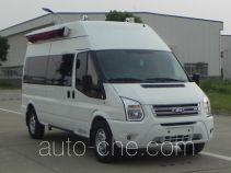 JMC Ford Transit JX5049XDWMK mobile shop