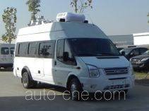 JMC Ford Transit JX5049XDWML2 mobile shop