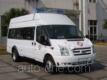 JMC Ford Transit JX5049XJHMF2 автомобиль скорой медицинской помощи