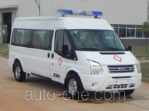 JMC Ford Transit JX5049XJHMK автомобиль скорой медицинской помощи
