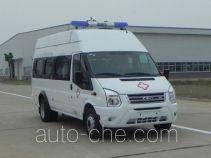 江铃全顺牌JX5049XJHML2型救护车