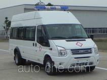 江铃全顺牌JX5049XJHML23型救护车