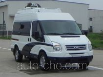 JMC Ford Transit JX5049XKCMJ investigation team car