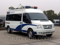 JMC Ford Transit JX5049XKCMC investigation team car