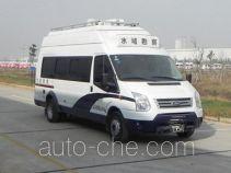 JMC Ford Transit JX5049XKCMF25 investigation team car