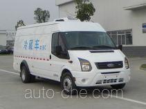 江铃全顺牌JX5049XLCML2型冷藏车