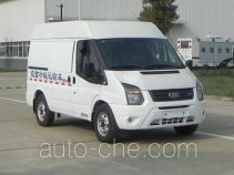 JMC Ford Transit JX5049XLLMJ1 cold chain vaccine transport medical vehicle