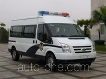 JMC Ford Transit JX5049XQCMC prisoner transport vehicle