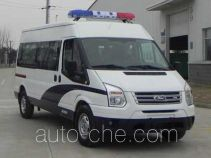 JMC Ford Transit JX5049XQCMK prisoner transport vehicle