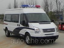 JMC Ford Transit JX5049XQCMK1 prisoner transport vehicle
