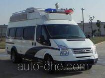JMC Ford Transit JX5049XSPMF2 judicial vehicle