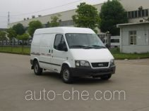 JMC Ford Transit JX5049XXYD-M box van truck
