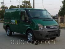JMC Ford Transit JX5049XYZMJ postal vehicle