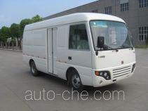 JMC JX5050XXYVD box van truck