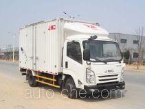 江铃牌JX5060XXYXG2型厢式运输车