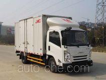 JMC JX5060XXYXGA2 box van truck