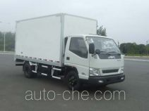JMC JX5066XBWXG2 insulated box van truck