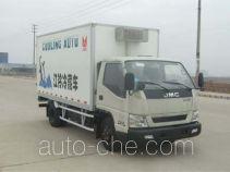 江铃牌JX5068XLCXG2型冷藏车