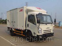 江铃牌JX5077XXYXGC2型厢式运输车