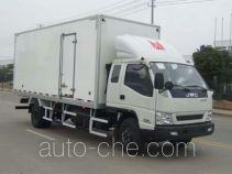 JMC JX5090XBWXPR2 insulated box van truck