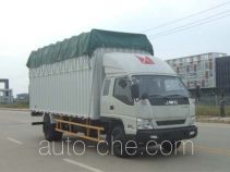 JMC JX5094CPYXPP2 soft top box van truck