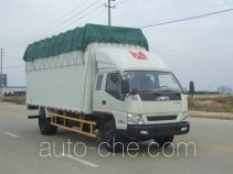 JMC JX5094CPYXPR2 soft top box van truck