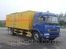 JMC JX5160XQYXW2 explosives transport truck