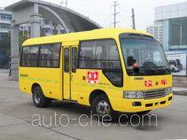江铃牌JX6608VDF型小学生校车