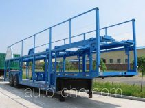 Jiping Xiongfeng JXF9170TCL vehicle transport trailer