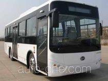 江西牌JXK6100BPHEV型混合动力城市客车