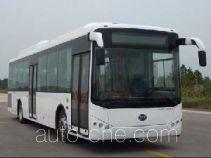 江西牌JXK6111BPHEV型混合动力城市客车