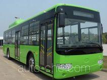 江西牌JXK6116BCHEVN型混合动力城市客车