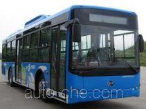 江西牌JXK6116BPHEV2型混合动力城市客车