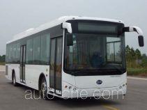 江西牌JXK6116BCHEV型混合动力城市客车