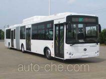 江西牌JXK6180BCHEVN型混合动力城市客车