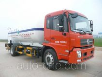 Wufeng JXY5166GDY1 cryogenic liquid tank truck