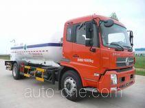 Wufeng JXY5166GDY3 cryogenic liquid tank truck