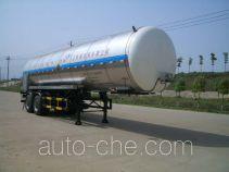 Wufeng JXY9344GDY cryogenic liquid tank semi-trailer