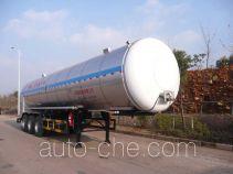 Wufeng JXY9403GDY3 cryogenic liquid tank semi-trailer