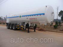 Wufeng JXY9404GDY cryogenic liquid tank semi-trailer