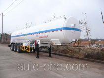Wufeng JXY9404GDY1 cryogenic liquid tank semi-trailer