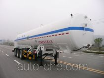 Wufeng JXY9404GDY3 cryogenic liquid tank semi-trailer